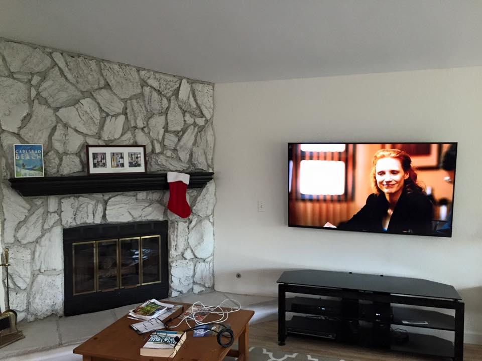 AVJoey - Southern California TV Installation AV Install Flat Screen Installation (12)